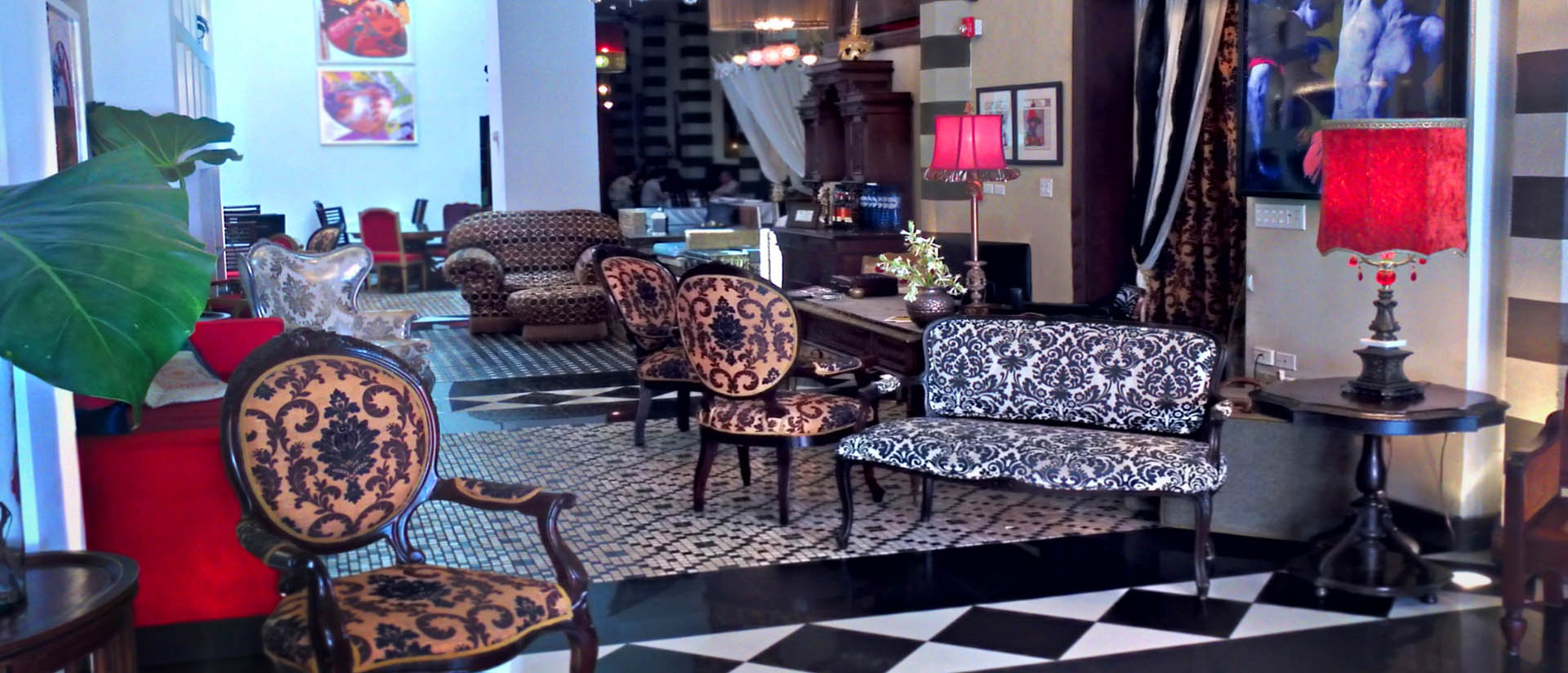 The best hotel room at the Casablanca Hotel